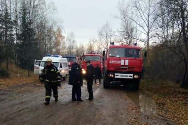 Число погибших при пожаре в пороховом цеху под Рязанью выросло до 12