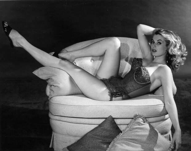 Портрет Аниты Экберг, 1950-е (The Red List)