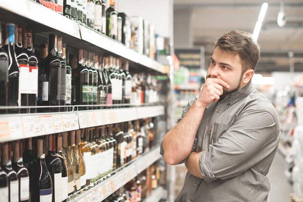 В России с Нового года вырастут цены на алкоголь