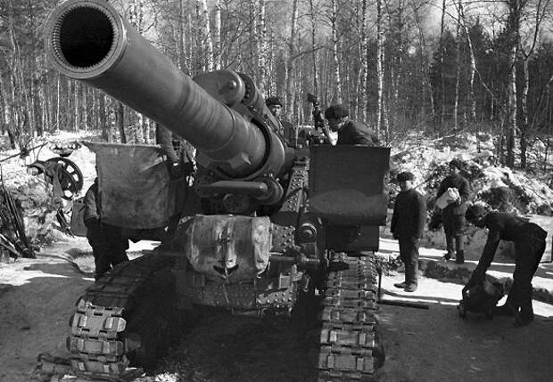 Б-4: почему немцы прозвали советскую гаубицу «противотанковым скальпелем»