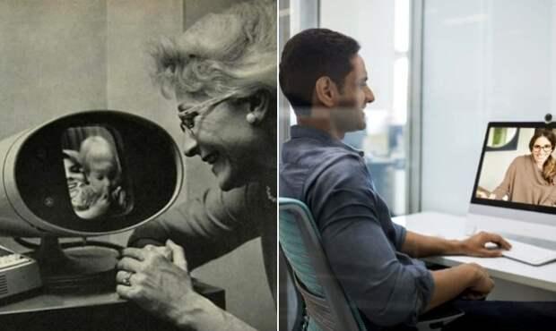 Тогда и сейчас: как выглядели первые прототипы привычных сегодня технологий