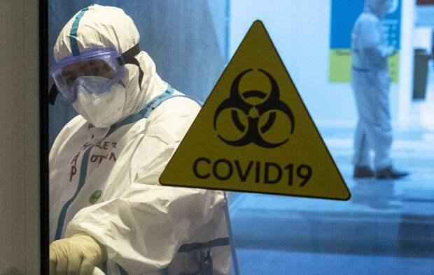 Новый штамм коронавируса появился в Дании, Австралии и Нидерландах