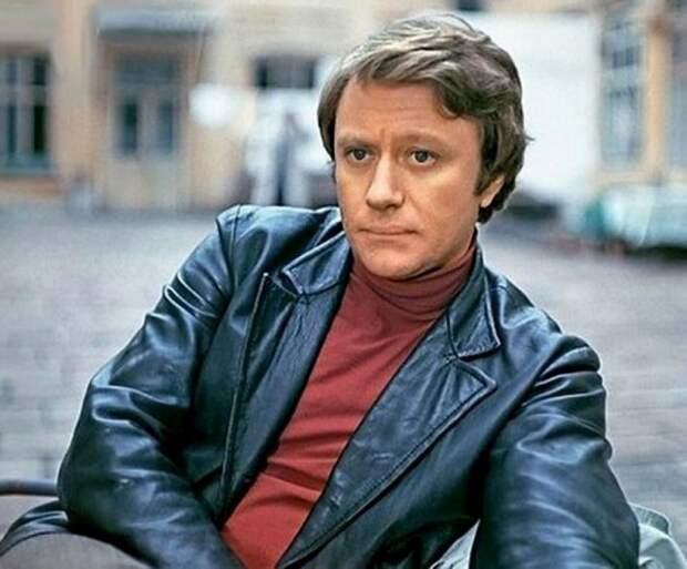 Андрей Миронов - актер театра и кино. | Фото: nolamers.net.