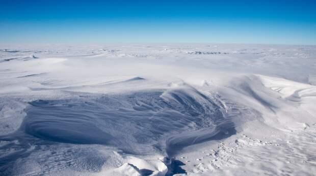На Южном полюсе закончилась рекордно холодная зима