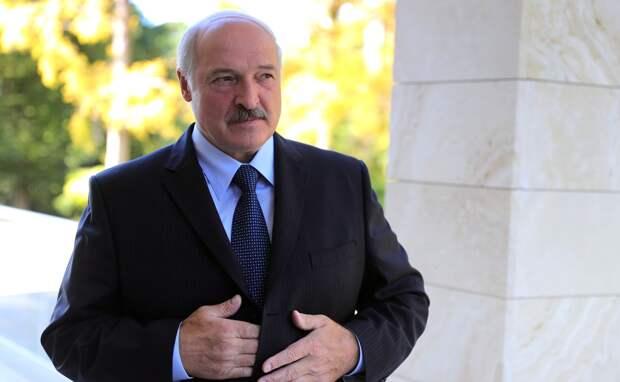 Визит Лукашенко в Россию