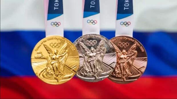 Россия уже одержала на Олимпиаде свою самую главную и важную победу...