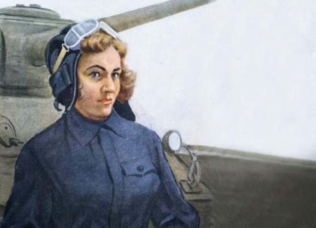 Stern: Нацисты убили ее мужа, и тогда она купила Т-34