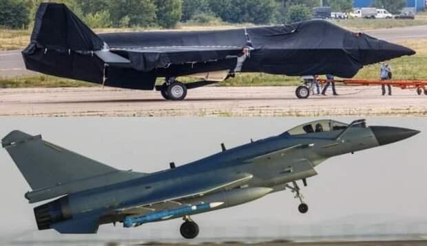 Military Watch: Российский истребитель Checkmate представляет больше угроз Западу, чем китайский J-10C
