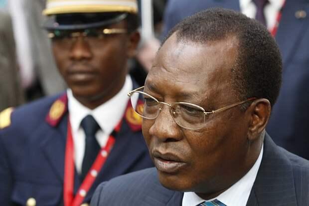 В Чаде создали переходный военный совет во главе с сыном умершего президента