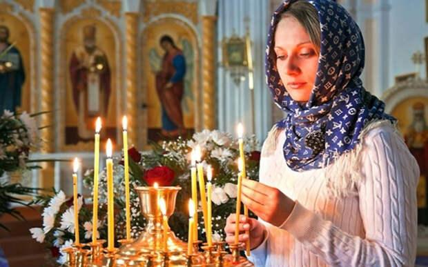 Как празднуют крестопоклонную неделю