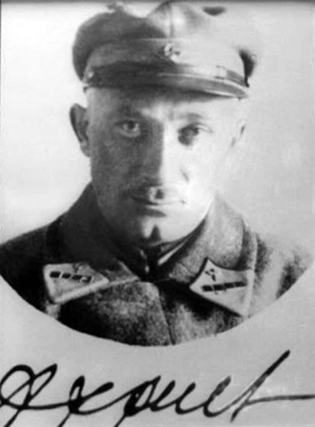 Первый летчик Ингушетии