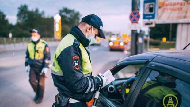 Операция «Нетрезвый водитель» начнется в Москве с вечера 30 июля
