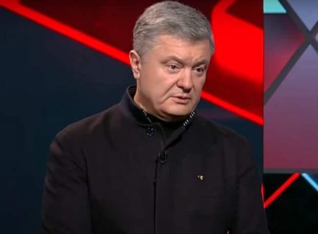 Порошенко назвал себя инициатором операции против задержания бойцов ЧВК в Белоруссии