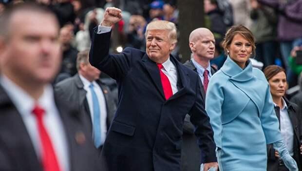 Дональд Трамп: «Вы все дерьмо, а я ухожу»