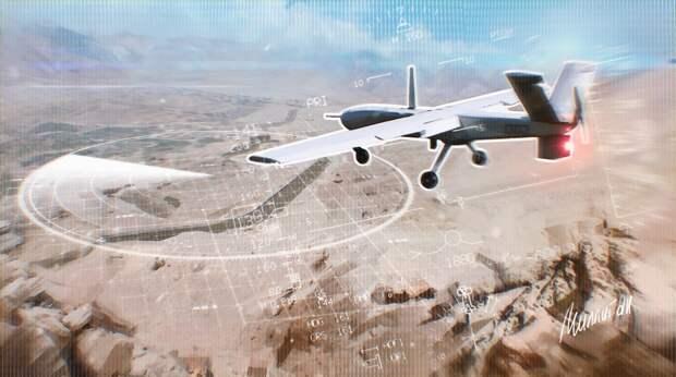 Йеменские хуситы сообщили о перехвате дрона-шпиона американского производства