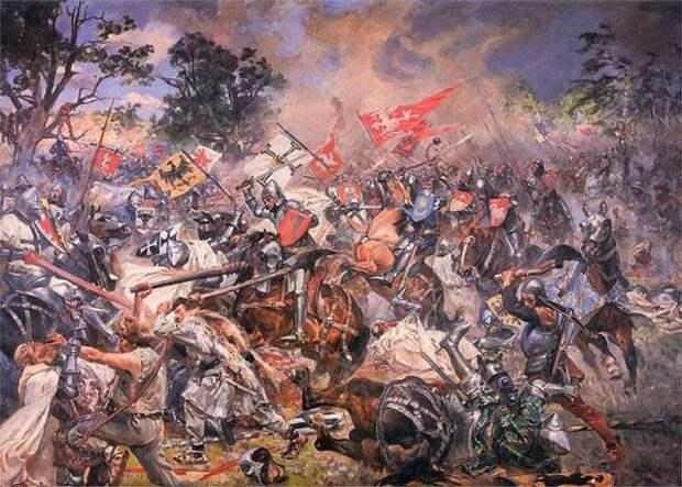 Первая война России: когда она произошла