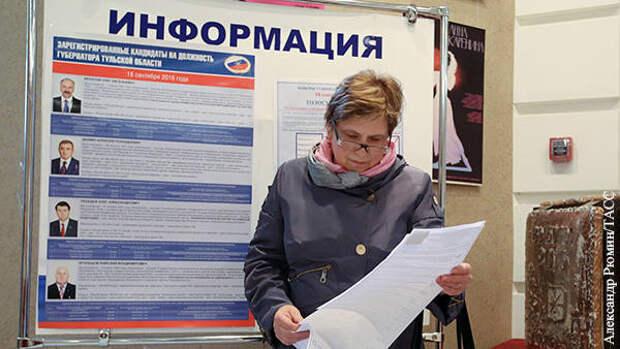 Политика: Новые лица принесут успех партиям в одномандатных округах