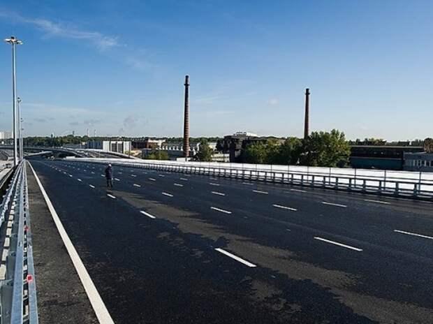 В 2015 году Северо-Восточная хорда дойдет до Открытого шоссе