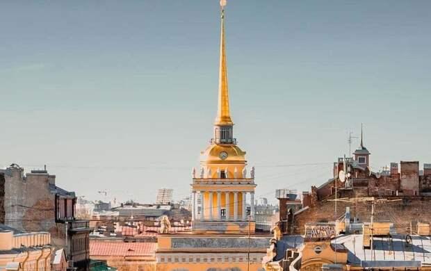 Солнечно и сухо. Какой погоды ждать в Петербурге во вторник