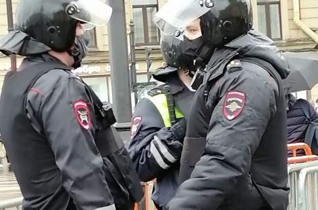 В МВД назвали города, в которых никто не пришел на незаконные акции