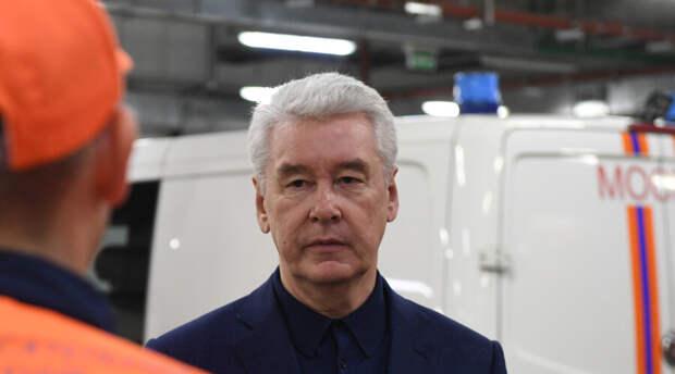 Ситуация с коронавирусом в столице вынудила «действовать» Сергея Собянина