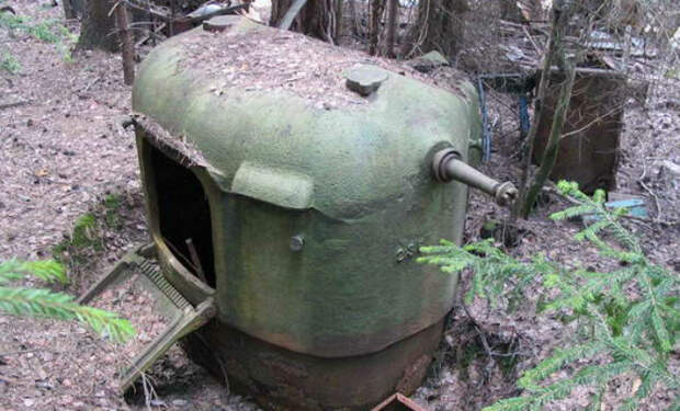 Немецкий Краб: черные копатели нашли бункер Рейха