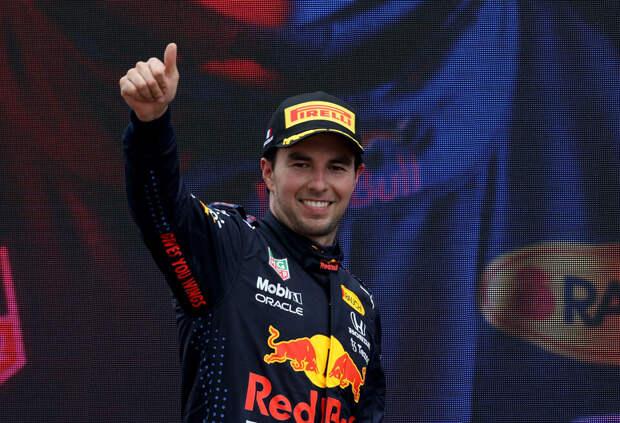 Почему Серхио Перес избежал наказания на Гран При Франции?