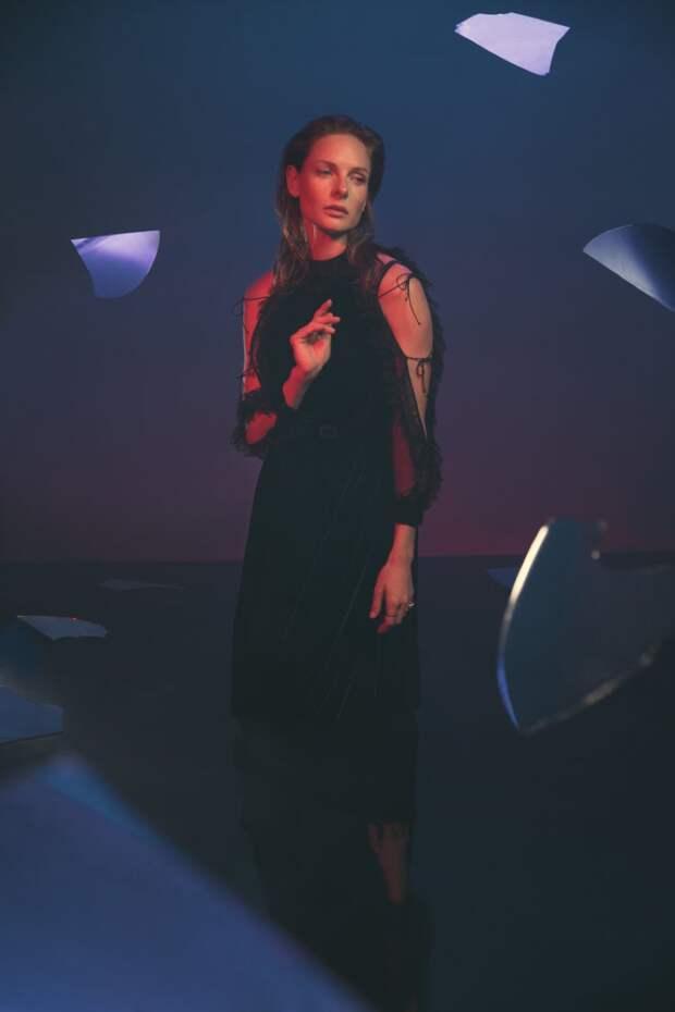 Ребекка Фергюсон в FLAUNT Magazine