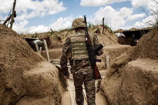 В непризнанной Нагорно-Карабахской республике назвали число жертв