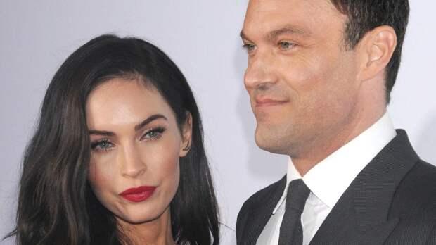 Меган Фокс и Брайан Остин Грин расстались после десяти лет брака