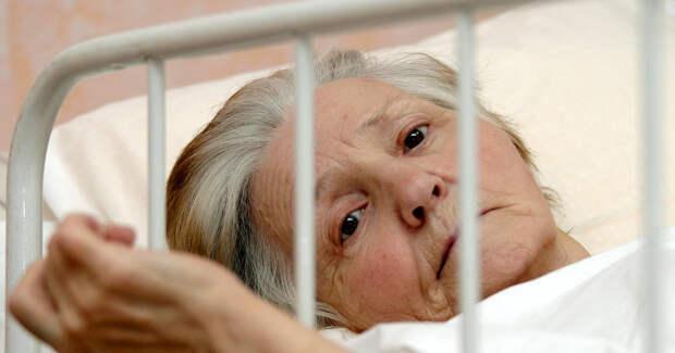 Дочка. Фельдшер — о тех, кто забывает в больнице стариков-родителей