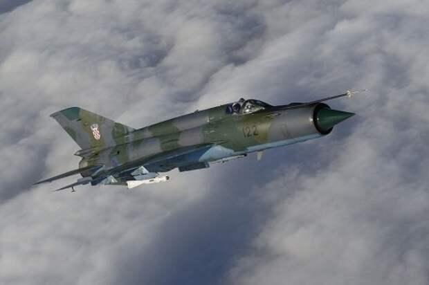 """МиГ-21 против """"Фантома"""""""