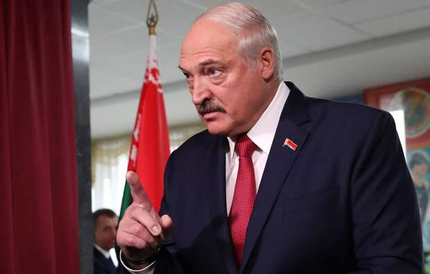 Лукашенко сравнил ситуацию в Белоруссии с распадом СССР