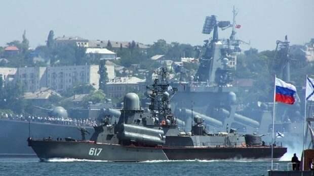 Новость про Черноморский флот оказалась «фейком»