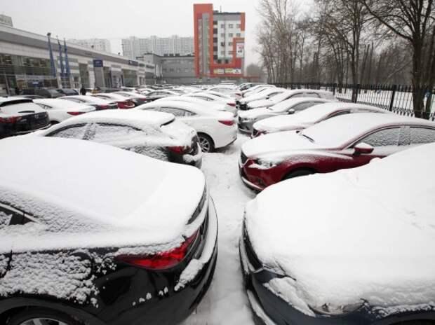 Россия стала второй по объемам продаж автомобилей в Европе