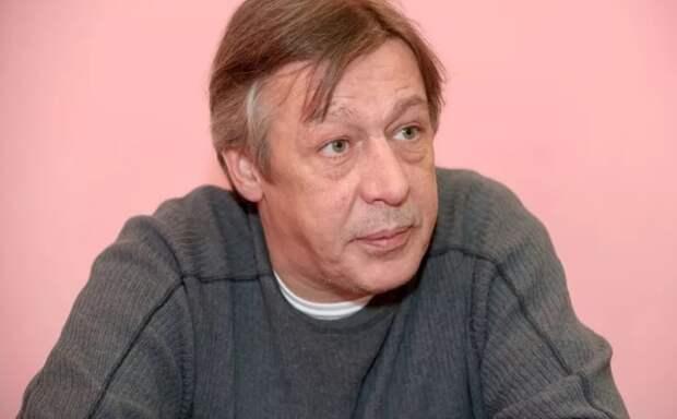 Михаил Ефремов согласился на домашний арест