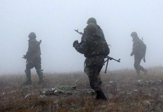 "Журналист ТРК ""Украина"": Пуля пробила шлем, мозги солдата собирали руками"