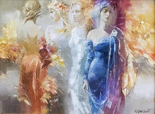 художник Роман Гарасюта (Roman Garassuta) картины – 17