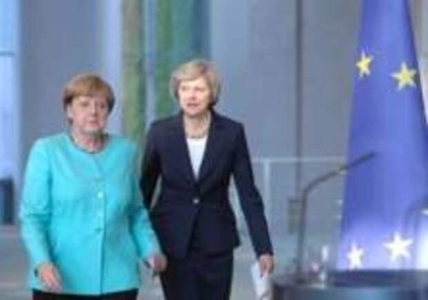 Провал Brexit: Меркель против Мэй