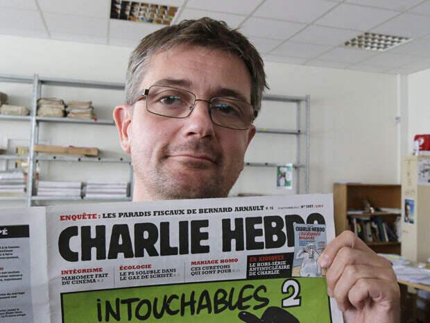 """Переводика - У """"Шарли Эбдо"""" долгая история непочтительности и провокации"""