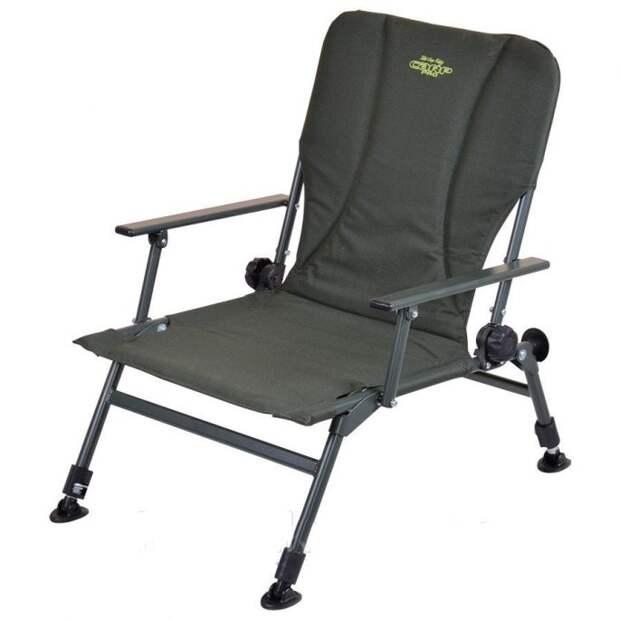 Стул-кресло со спинкой