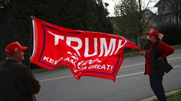 В США на 6 января назначен митинг за Трампа