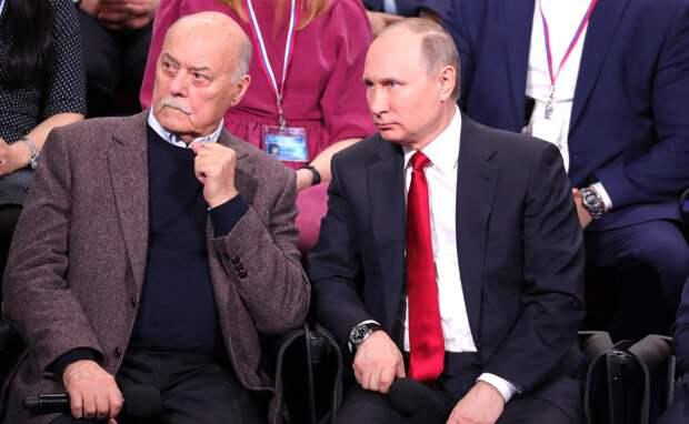 """""""Никогда не были нашими друзьями"""": Говорухин оказался пророком и предупреждал Россию об опасности"""