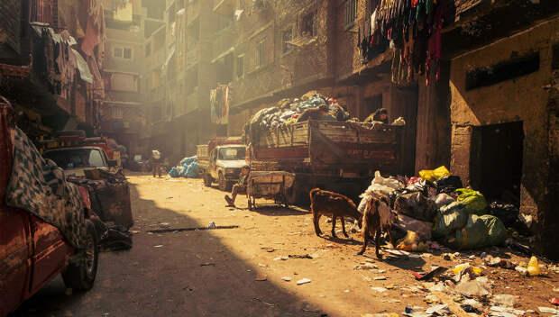 Жаль, что эти фотографии не передают запах: Город мусорщиков в Каире