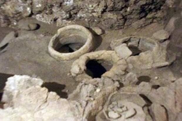 Пещера Арени 17