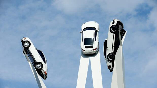 ЕС: рекордный обвал автомобильного рынка