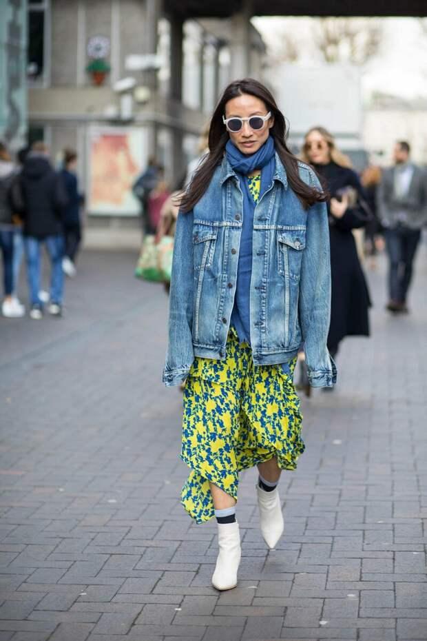 Модный деним: 7 моделей джинсовок на весну