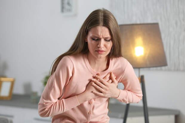 Что означает боль в сердце?