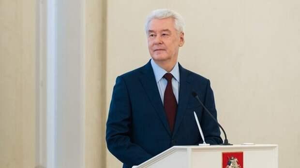 Собянин заявил о существенном улучшении ситуации с коронавирусом в Москве
