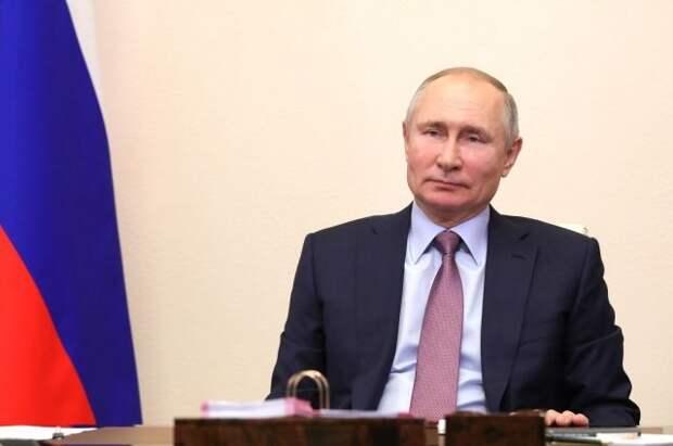 Путин поздравил Бермудеса с избранием первым секретарем ЦК Компартии Кубы
